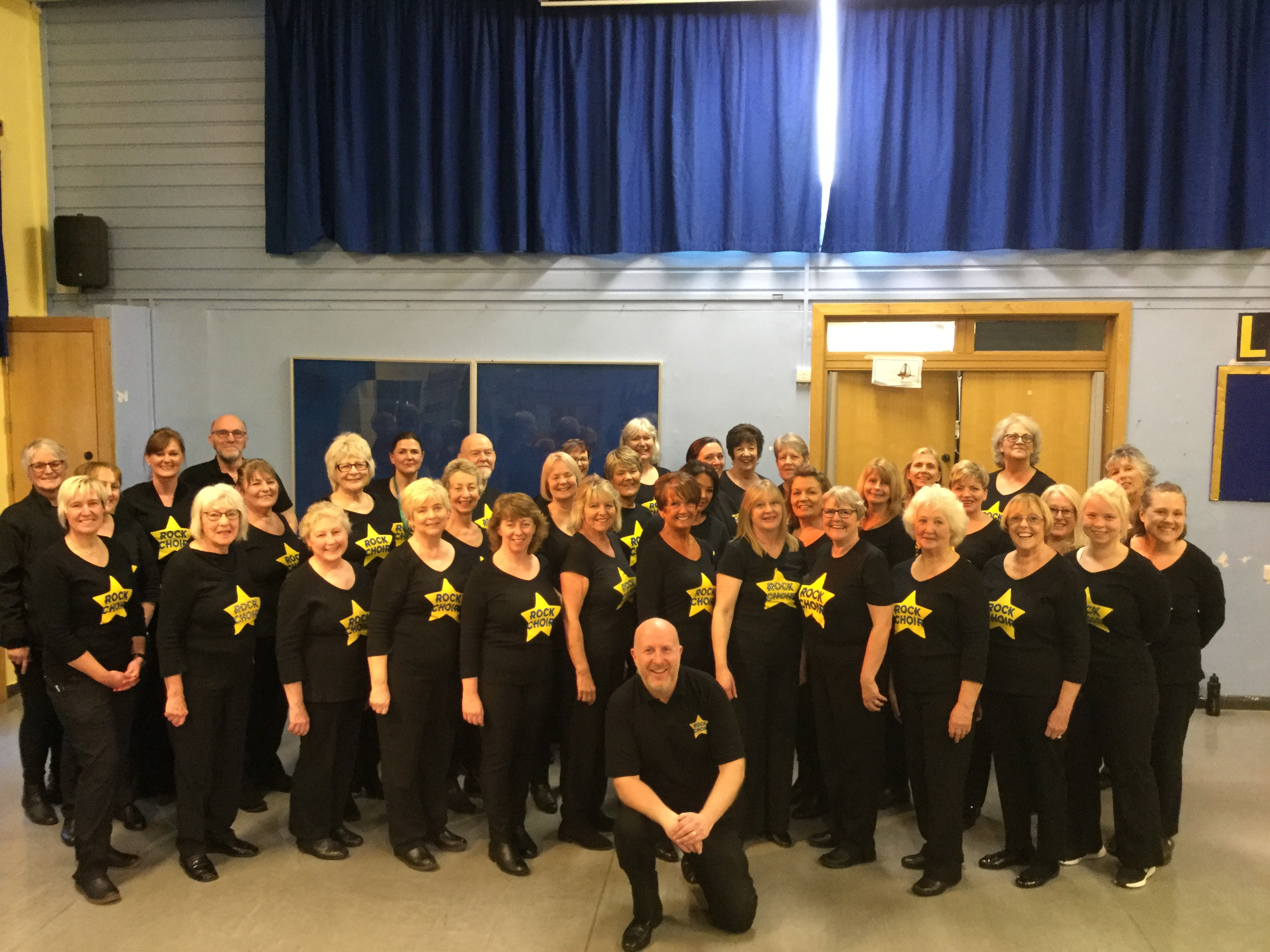 A very special Rock Choir experience.